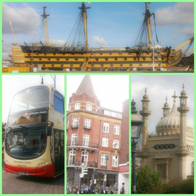 Voyage en Angleterre (17/1o/2o11 ~ 21/1o/2o11) ♥