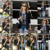 Octobre 3 - Jessica Alba attrape quelques salades d'aller à West Hollywood
