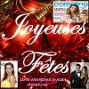 Love-FansJessica-Alba vous souhaite Bonne Fêtes à tous