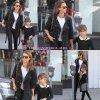 Jessica a été repéré avec sa famille pour un déjeuner à Beverly Hills le 22 Décembre .