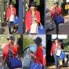 24/12/13 Jessica achats de dernière minute au Club Monaco à Beverly Hills