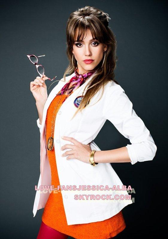 Jessica joue Dixie Melonworth