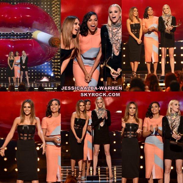 Jessica a participé Guys Choice de Spike TV