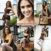 Jessica a posé pour ce nouveau photoshoot pris par E. Yunusoglu .