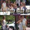 21.09.14 : Jess' Alba a été repérée prenant du bon temps dans un parc situé dans - Beverly Hills avec sa famille.
