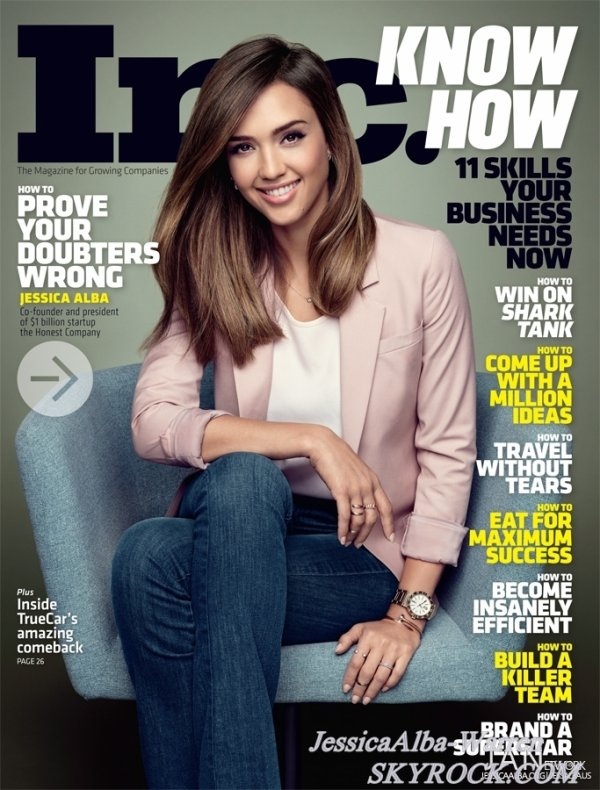 INC Magazine (Novembre 2014)