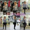 Jessica Alba à été vu sortant d'une épicerie