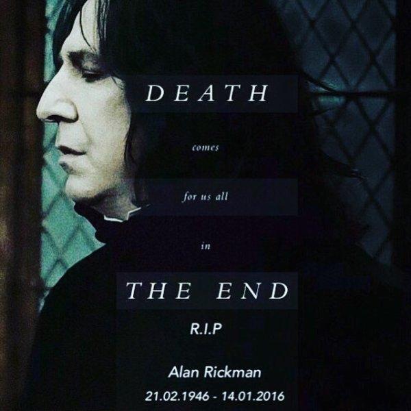 RIP Alan Rickman :(