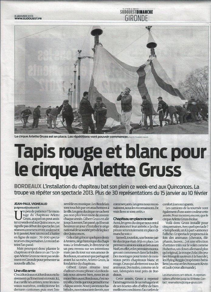 Arlette Gruss > La photo du jour