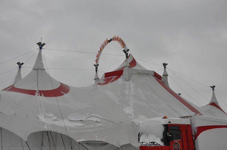 Arlette Gruss > Sous la neige