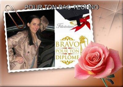 Merci a ma trés chère tante Brigitte pour ce magnifique cado !!!