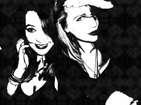 Maeva et Lucie : Parce que j'peux pas me passer de toi .