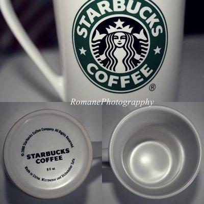 The Starbucks Coffee.