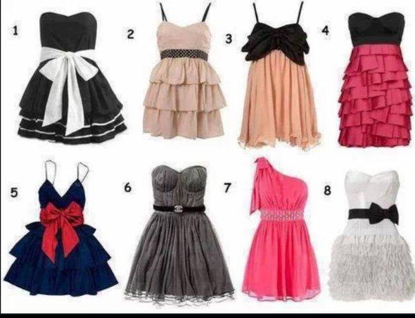 vous préférer laquelle?