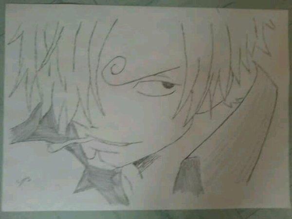Sanji (mon dessin #4)