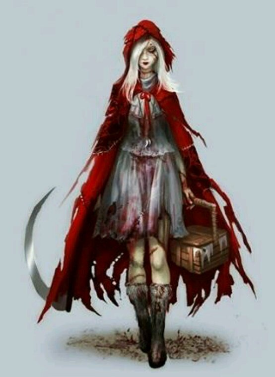 Petit Chaperon Rouge dark #2