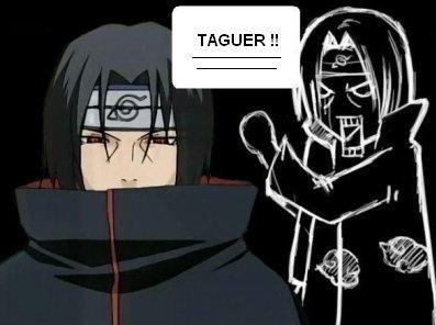 TAGUER ! >0<
