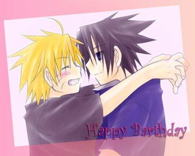 Chapitre 5 : L'anniversaire de Naruto !