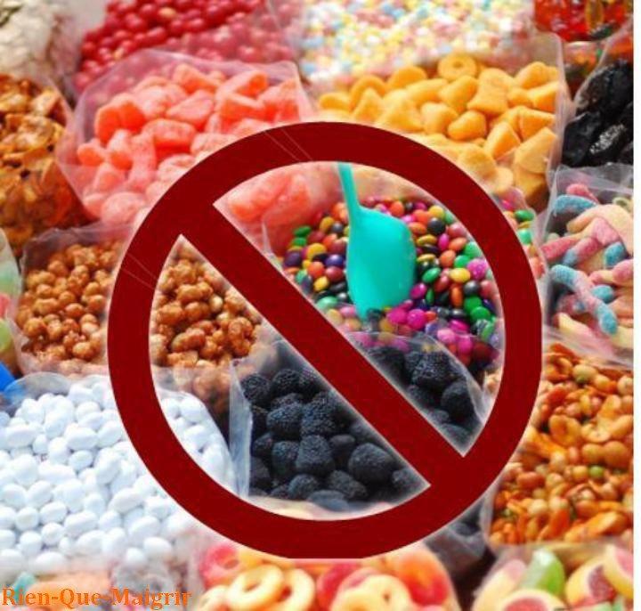 les sucreries le péché en sa vrai nature