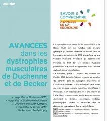 Dystrophie musculaire de Duchenne