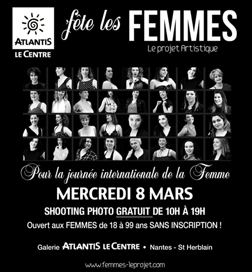 Journée international de la femme