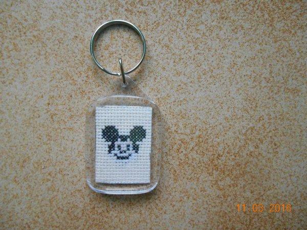 voici Mickey et Minnie.