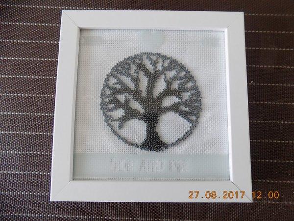 un arbre de vie en perle pour ma fille.