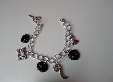 bracelet thème couture