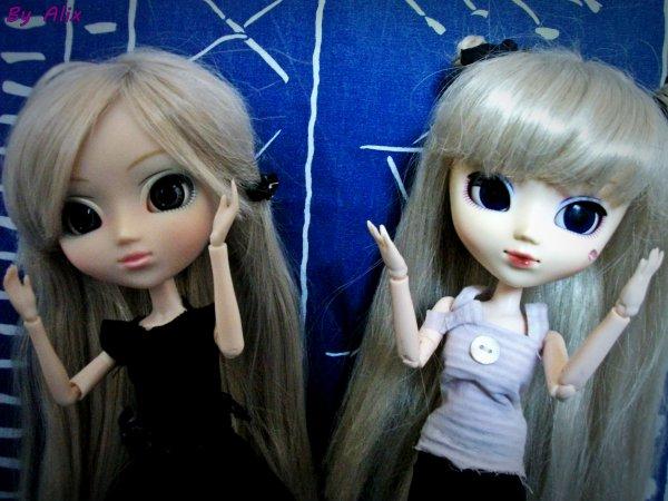 Aliku & Hina  ♥