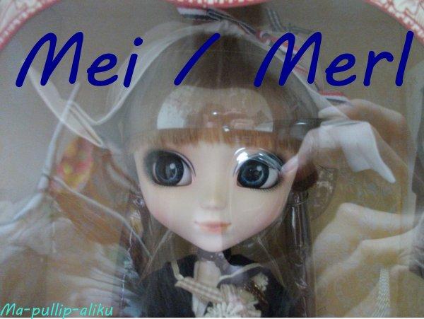 Déballage Mei