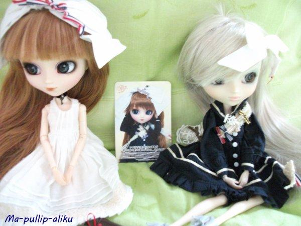 Mei et Hina :3 ♥