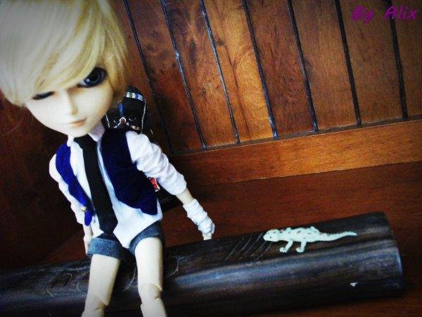 Aliku et Koichi ♥ (+ la chose mystère 8D )