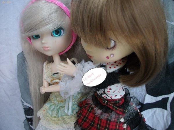 Arrivée de Shinku ! (2)