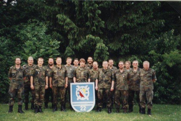 Ausbildungstag in Dornstadt am 20.06.1998