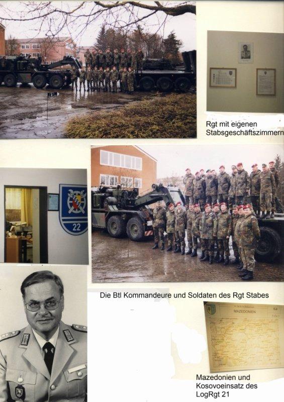Ausbildung der Btl Stäbe des Logistikregiments 22 am 03.-04.12.1999 in Dornstadt