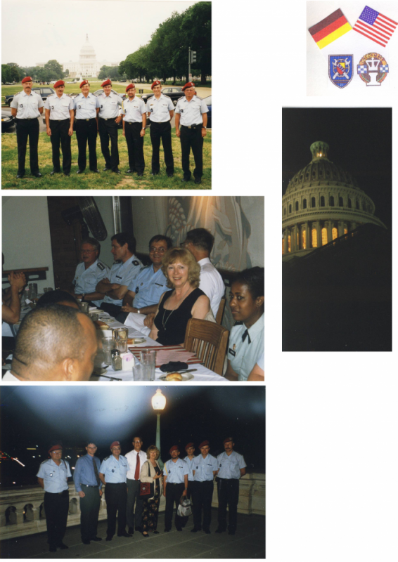 Partnershiptraining 13. Juni 2000 in Washington