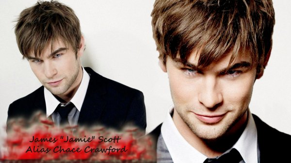 Jamie Scott Alias Chace Crawford