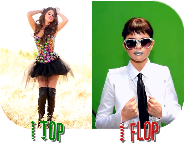 Top/Flop de Selena Gomez