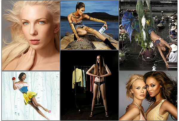 Top Model USA : Mes photos coup de coeurs