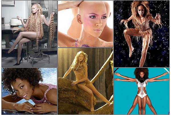 Top Model USA : Mes photos coup de coeurs