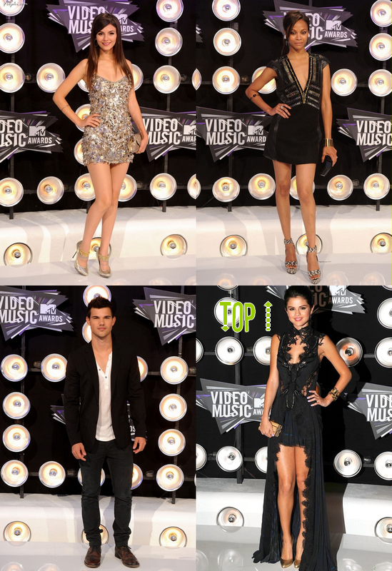 MTV Vidéo Music Awards 2011
