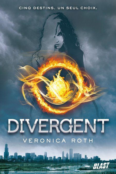 Divergent : depuis le 6 octobre en librairie !