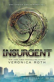 Divergent : la couverture américaine du tome 2