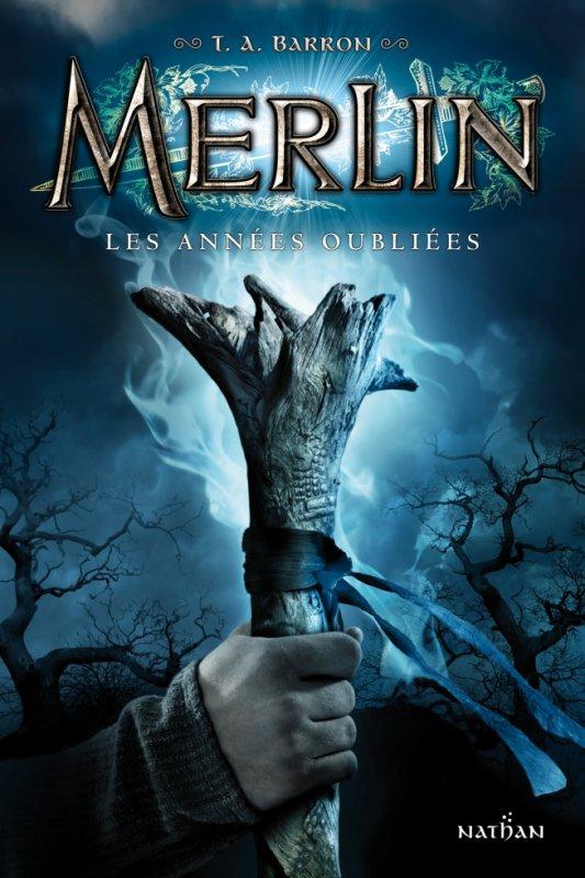 Merlin, les années oubliées : maintenant en librairies!