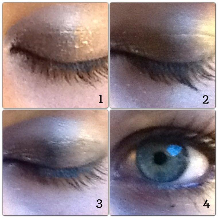 Tuto maquillage 1 : Pour les yeux bleu-verts