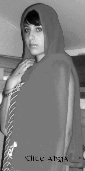 `Petiite Ahyaa` Musulmane jusqu`à la mort ..