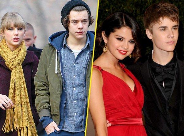 Taylor Swift et Harry Styles : ils rejoignent Justin Bieber et Selena Gomez au ski!