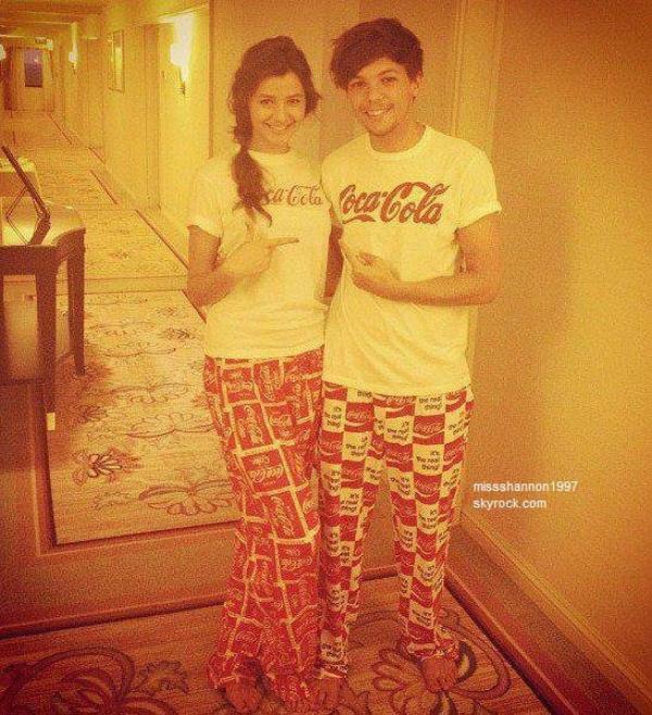 Louis et Eléanor, trop beau ! ♥