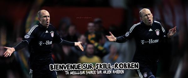 Bienvenue sur ta source sur Arjen Robben !