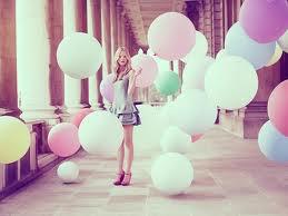 Je rêves d'un monde où tout serais rose.